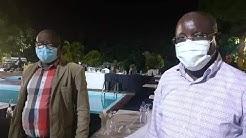 AUBIN MINAKU RISQUE DE FUIRE LE CONGO PO BAZO LUKAYE GRAVE LA CENCO ENCOLERE