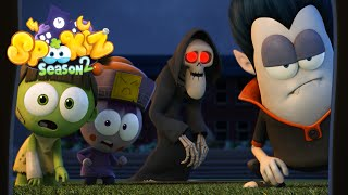 Spookiz   223   Who's There?...   Season 2, Episode 23   Cartoons for Children 스푸키즈
