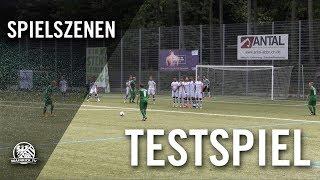 Spvgg 05 Oberrad - FC Kalbach II (Testspiel)
