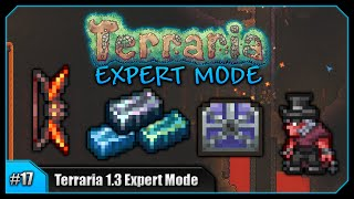 Let's Play Terraria 1.3 Expert Mode (PC) || Altars, Shadow Chests & Ores Galore! [Episode #17]