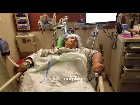 Surgery Day 2017 Gastric Bypass / RNY