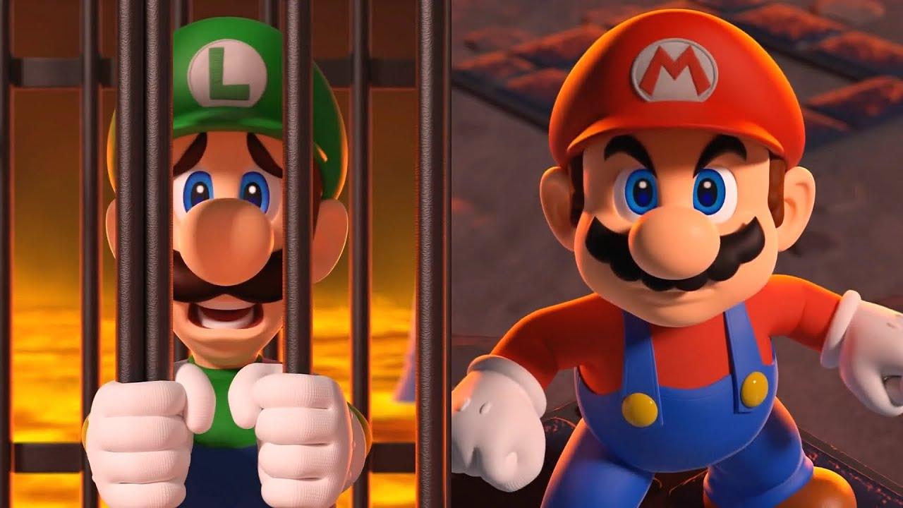 """Download Super Mario Animated Short Movie """"Save Luigi"""" (With Audio)"""