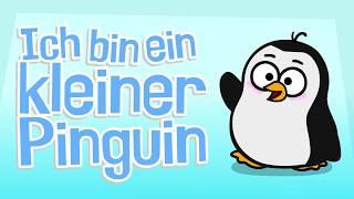 ♪ ♪ Kinderlied Pinguin - Ich bin ein kleiner Pinguin - Hurra Kinderlieder