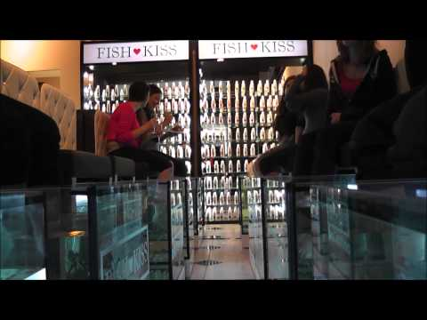 2. FISH KISS SPA Grand Opening in Copenhagen with 20 treatment places