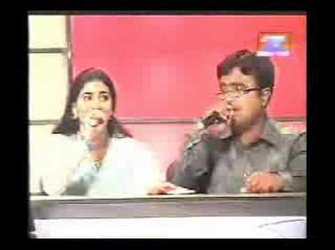 Zee TV Antakshari winning moments by Kaustav Songman ( Singers / Performers in Bangalore )