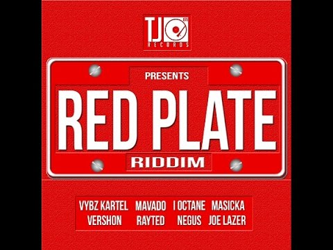 Red Plate Riddim Instrumental Remake [Sept 2016]