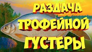 русская рыбалка 4 - Густера озеро Старый Острог - рр4 Алексей Майоров
