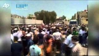 Video Shows Syrian Crackdown, Sanctions Tighten