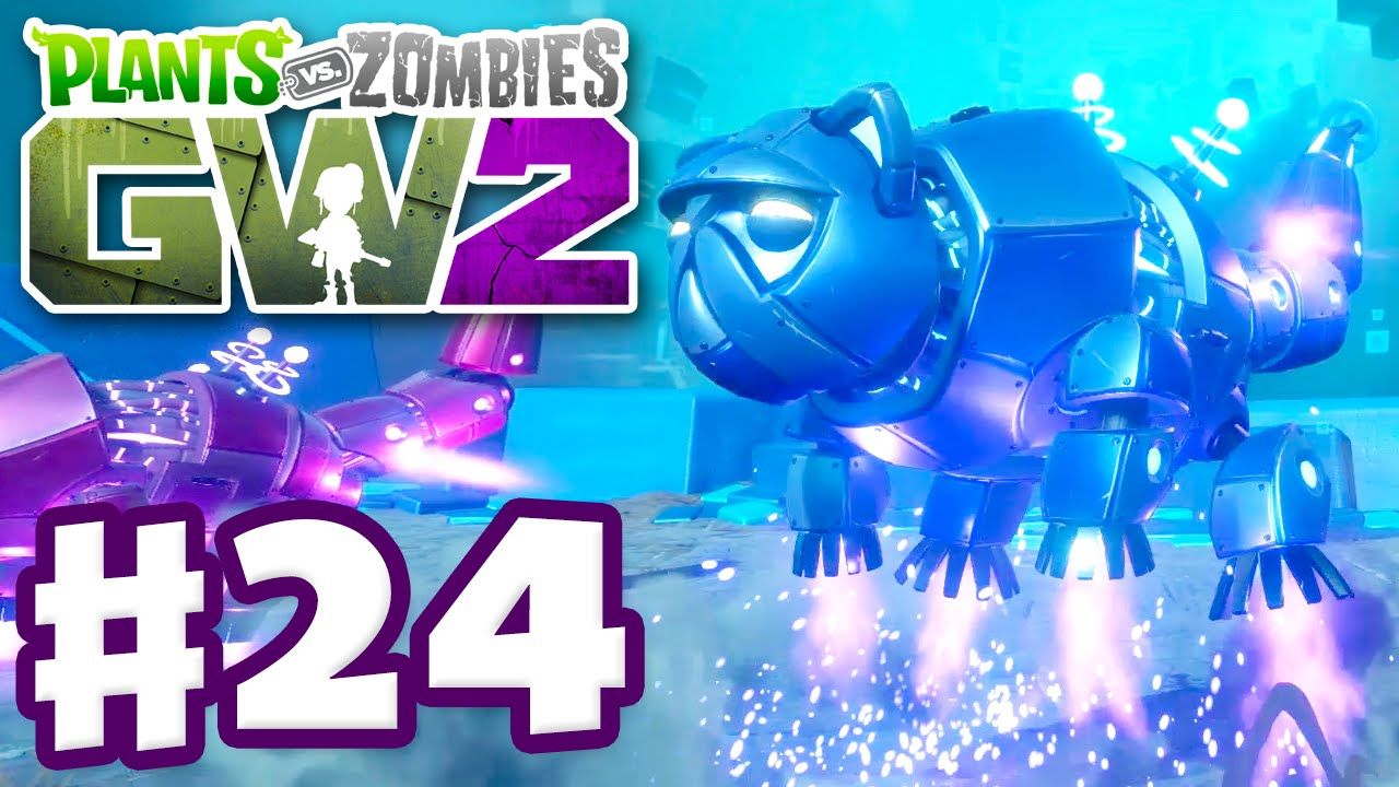 Plants Vs Zombies Garden Warfare 2 Gameplay Part 24 Infinity Time With Zanitortv Pc