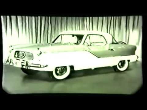 Nash  Metropolitan   American Motors Pt 1