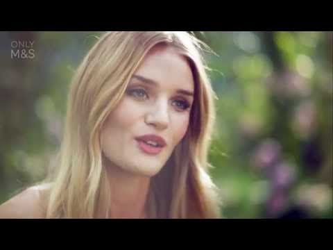 M&S Rosie For Autograph: Rosie Huntington-Whiteley's Fragrance: The Making