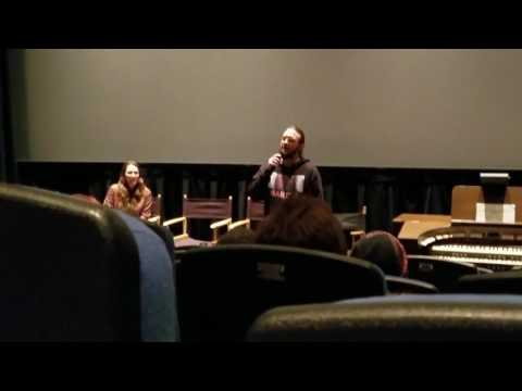 Let Me Make You a Martyr q&a after Tulsa premiere