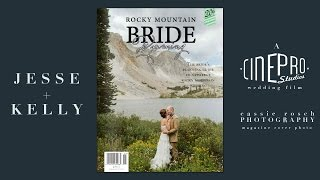 Wyoming Wedding | Jesse + Kelly {Rocky Mountain Bride} Saratoga Resort & Spa