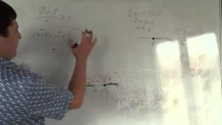 Алгебра 9 класс. 15 октября. системы неравенств #5