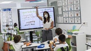 Жители Малаги требуют обезопасить школы от COVID-19