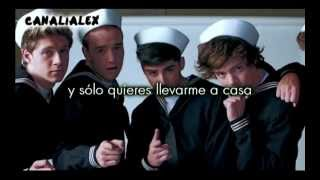 One Direction - Kiss You (sub.español)