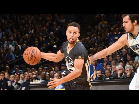 Steph Curry's Dribble Exhibition Leads to...