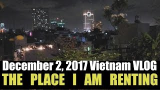 Gambar cover December 2, 2017 Vietnam VLOG: Checking out my AIRBNB Place!
