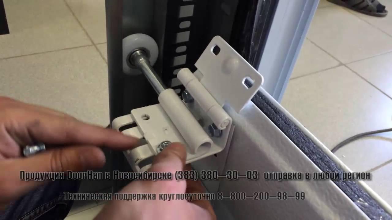 Ворот инструкция дорхан по rsd02 установке