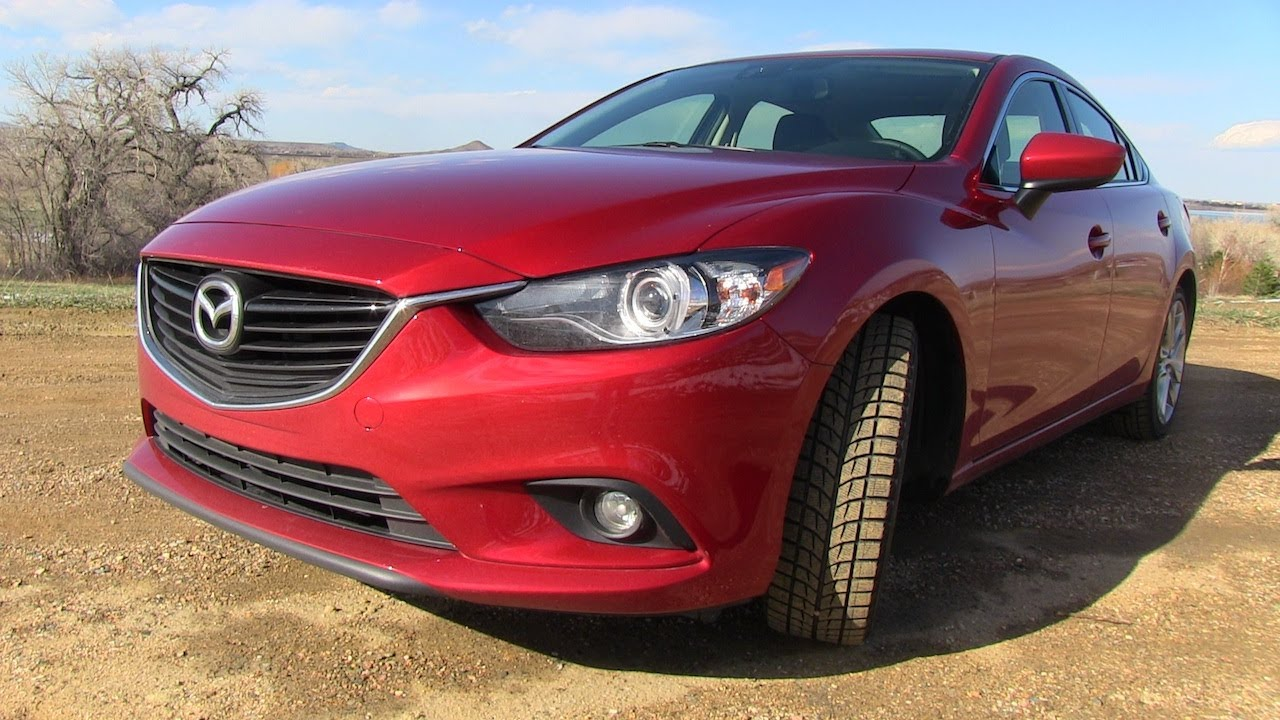 2014 Mazda6 0-60 MPH Mile High Performance Test - YouTube