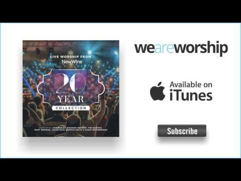 New Wine Worship (featuring Matt Redman) - Facedown (Live)