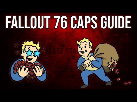Fallout 76 caps | Game Videos