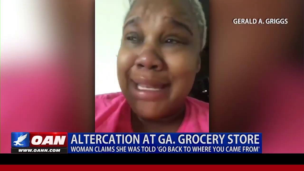 OAN Controversy swirls after alleged altercation at Ga. grocery store