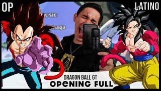 Dragon Ball GT - Mi Corazón Encantado (Cover Español Latino) | Ver. 2012