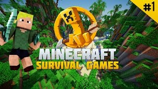 Minecraft Hunger Games Bölüm 1 Hayat fani Ölüm ani