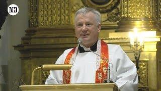 2019-03-17 Kazanie Pasyjne - ks. prof. Tadeusz Guz, bazylika Świętego Krzyża