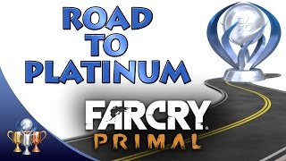 Far Cry Primal Road to Platinum - Your path to all the trophies and Apex Predator Platinum
