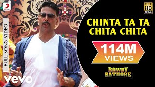 Chinta Ta Ta Chita Chita (Full Song) | Rowdy Rathore