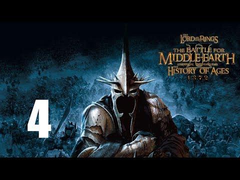 Властелин Колец: Битва за Средиземье 2 (RotWK) - The History Of Ages 1.3.7.2 - 4 серия