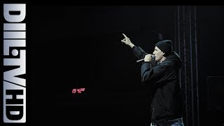 Kuba Knap - Hip-Hop Fest Ursynów 2017 (Relacja) [DIIL.TV]