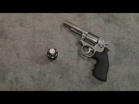 Basic Revolver Reloading - HKS Speed Loader