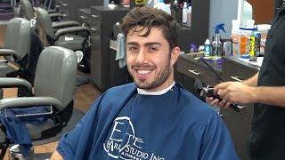 Amerika Da Berbere Gittim Saçlarımı Nasıl Kestiriyorum