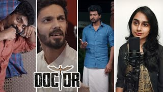 Soul of Doctor Theme | Anirudh | Sivakarthikeyan | Nelson | Deepthi Balasubramanian | Short Cover