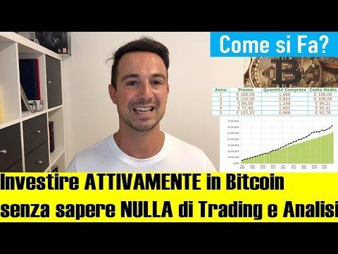 Investire In Bitcoin Sul LUNGO PERIODO Con Un Piano D'Accumulo: Ecco La Migliore Strategia!