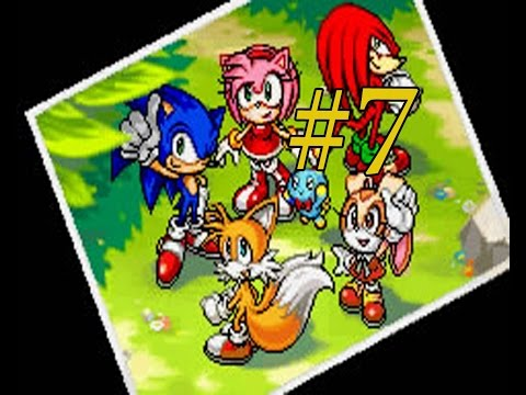 Sonic Advance 3 Part 7 - Chaos Angel and Altar Emerald Zone+Normal Ending