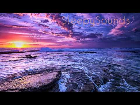 Ocean Waves Soundscape – 9 Hours of Waves on a Pebble Beach – Natural White Noise, Sleep Sounds