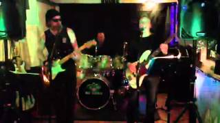 Bad Hombre live at The New Inn Buckingham 5-01-13