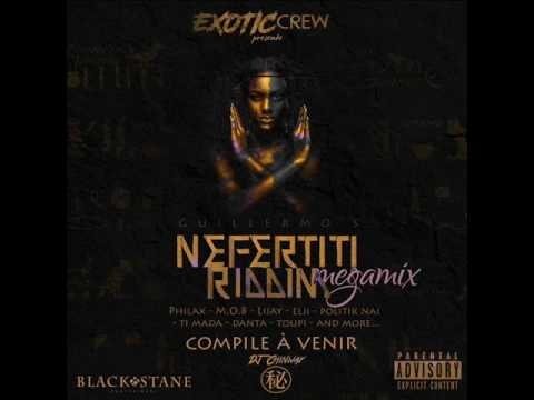 Dj Chinwax ft. ExotiCrew - Mégamix Nefertiti riddim by Guillermo