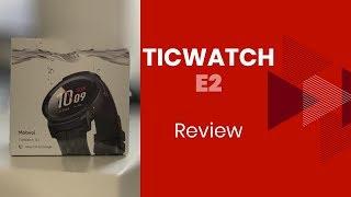 Recensione Ticwatch e2