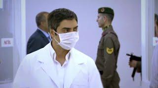 مسلسل وادي الذئاب | خطة مراد علمدار لهروب رجاله من السجن  - مشهد اكشن HD