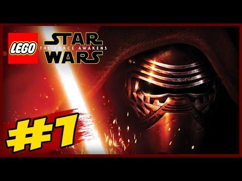 Trailer do filme Star Wars 7 O Despertar da Força: Lego - O Filme