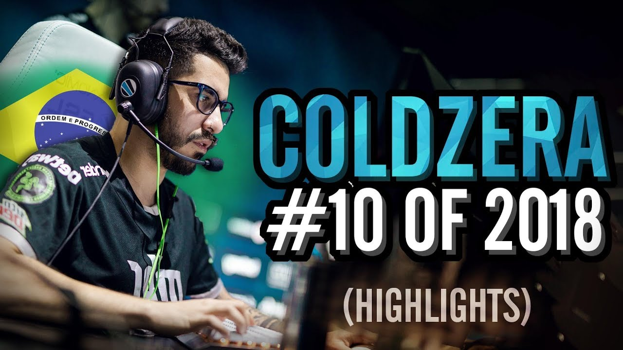 coldzera - Third Year In A Row - HLTV org's #10 Of 2018 (CS:GO)