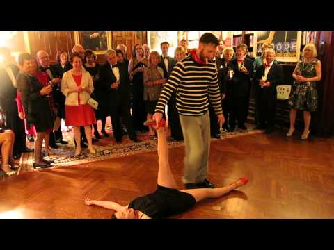 """""""L'Apache"""" (French Apache Dance) by Michael and Evita from YouTube · Duration:  5 minutes 39 seconds"""