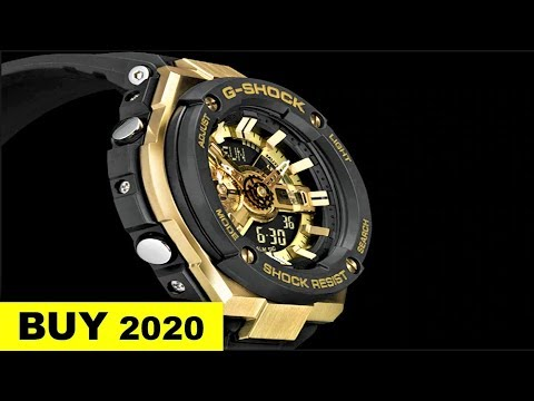 TOP 7 Best Stylish Casio Watches For Men To Buy In 2020