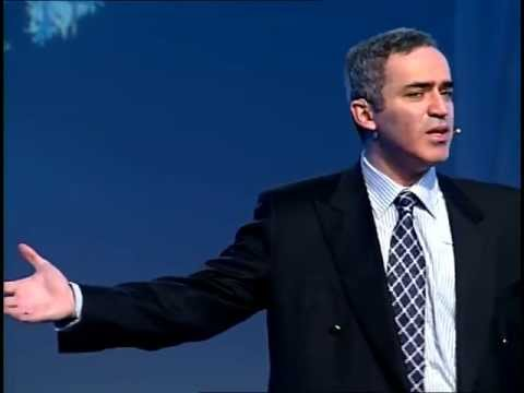 "Garry Kasparov on ""Achieving Your Potential"""