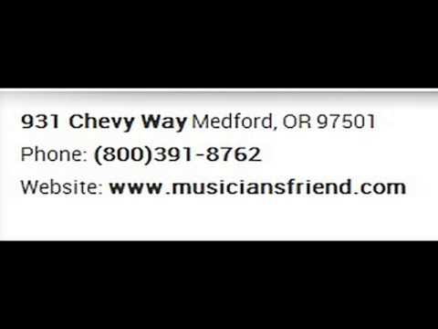 Musicians Friend Corporate Office Contact Information